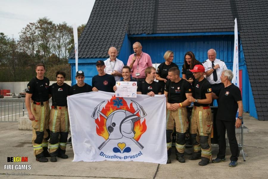 Belgian Fire Games 2018